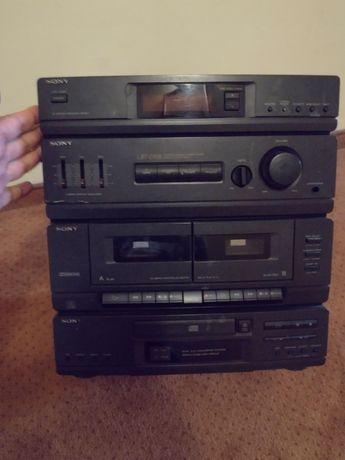Wieża Sony hcd-d208