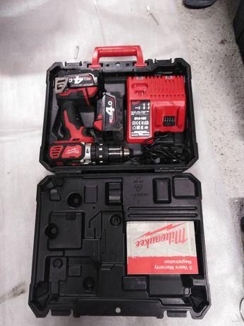 Akumulatorowa wiertarko - wkrętarka Milwaukee M 18