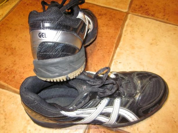 ASICS Gel buty do biegania, rozmiar 38 cm, wkładka 24 cm