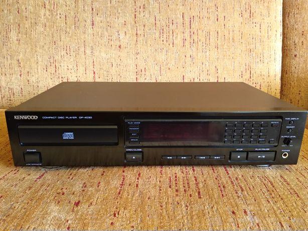 Kenwood odtwarzacz CD Compact Disc Player DP-4030 Optical output