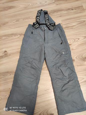 Spodnie narciarskie Bruggi 6-10 lat