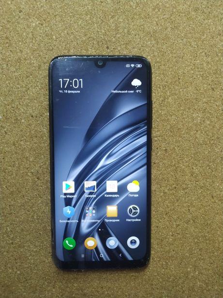 Xiaomi redmi note 7  4/64 чёрный