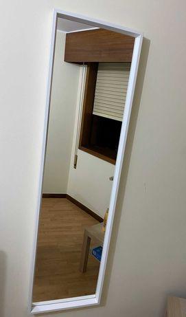 Espelho Ikea Nissedal Branco