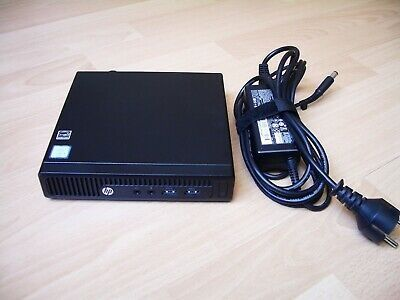 Mini pc hp 260 g2 i3 6100 ddr4 8gb 128ssd 1tb hdd