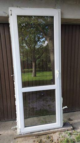 Drzwi balkonowe 88cmx226cm