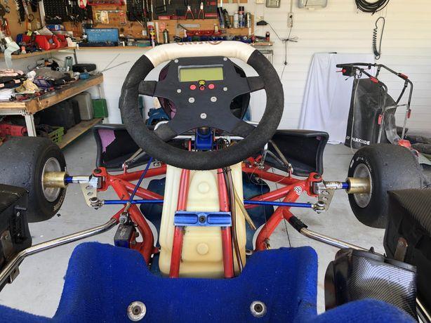 Karting motor pcr100