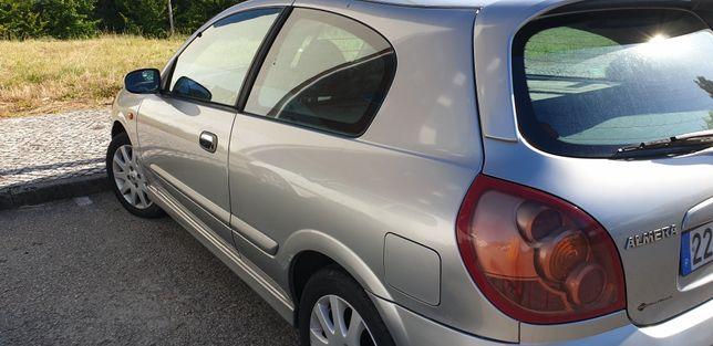 Nissan almera Sport 1.5 dci vendo ou troco.