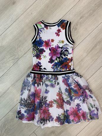 Платье Elizabeth р 5 лет куплено в США новое