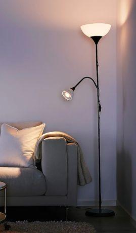 Напольная лампа для чтения Not Ikea