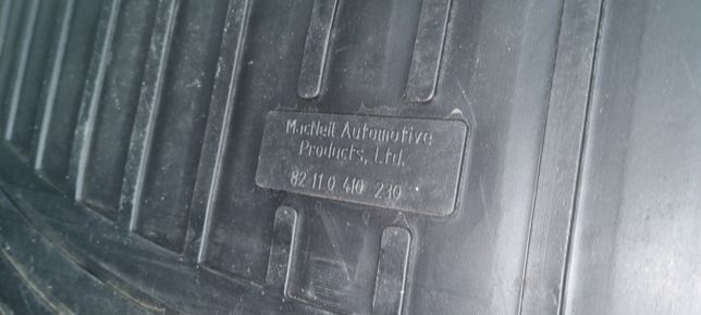 Dywanik Mata bagażnika e91 BMW