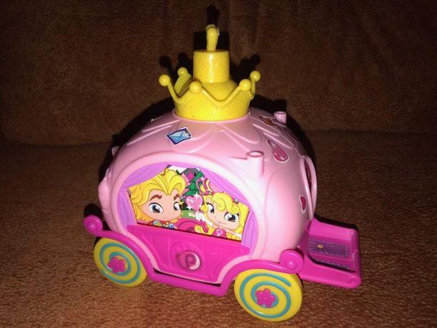 Карета для принцеси