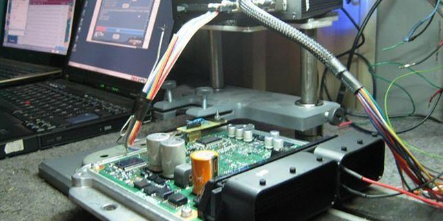 Прошивка ЭБУ, чип тюнинг, программное удаление egr и сажевого фильтра
