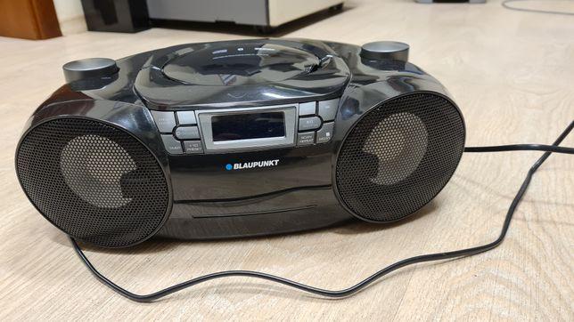 Radioodtwarzacz, boombox Blaupunkt BB31LED, USB, SD, radio