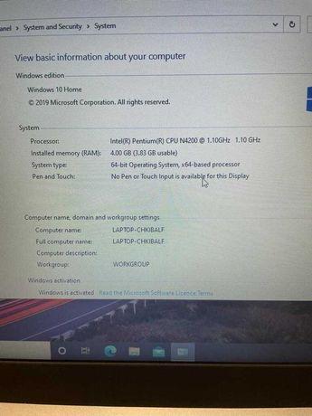 lenovo laptop 11 inck 128 ssd