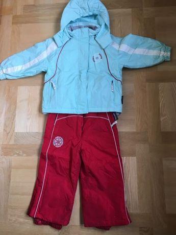 Kombinezon kurtka spodnie na narty CandA thinsulate 98