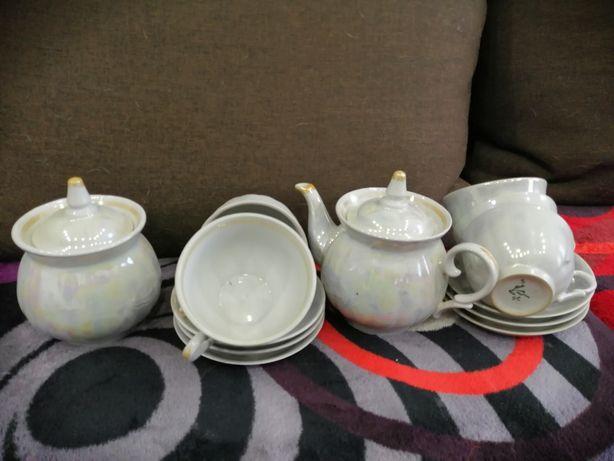 Чайный сервиз 6 персон