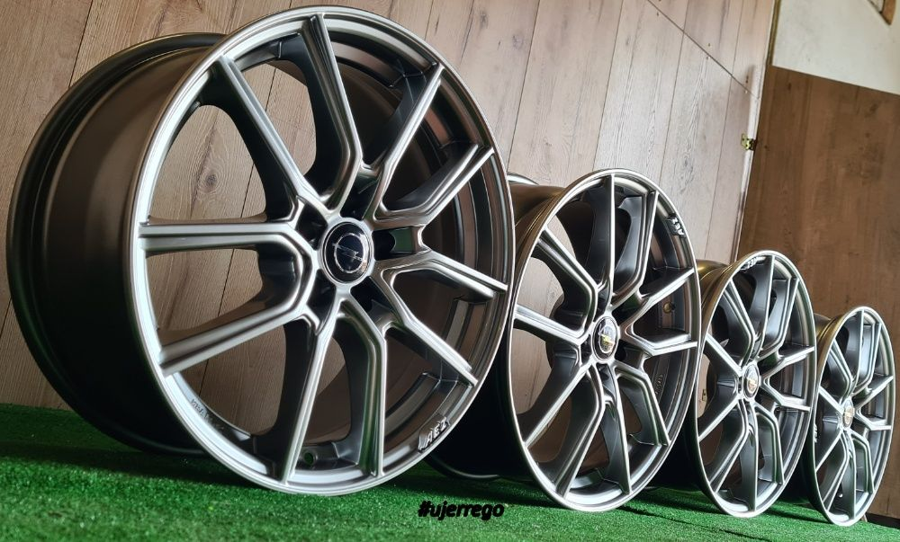 NOWE FELGI Aluminiowe do Opel 17x5x105 Limanowa - image 1
