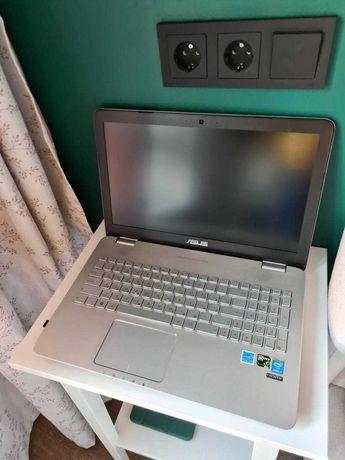 """Игровой ноутбук Asus 15.6"""" N551JM Intel i7/GTX860"""