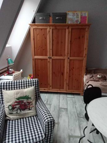 Sprzedam szafę drewnianą