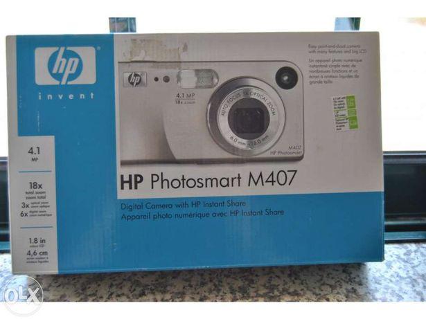 Máquina fotográfica HP Photosmart M407