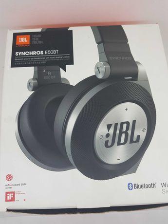 Słuchawki bezprzewodowe JBL E50BT