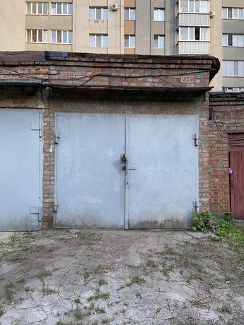 Капитальный гараж в самом центре с документами