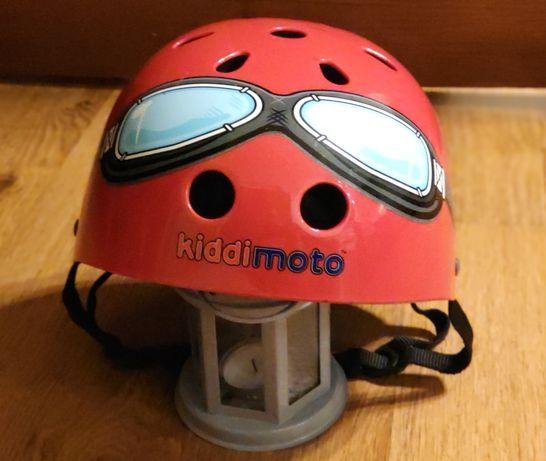 Kask rowerowy dla dzieci Kiddimoto