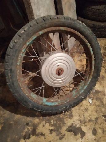 Колесо мотоцикл