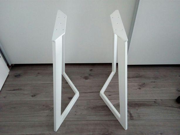 Nogi metalowe, nowoczesne, stol, biurko, lawa, skandynawski