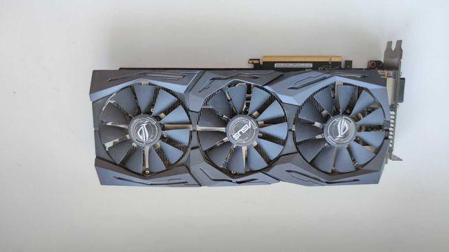 GeForce GTX 1070 Ti Asus STRIX