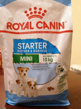 Karma royal canin starter