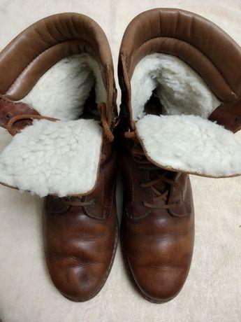 Ботинки зимние на меху Camel Boots