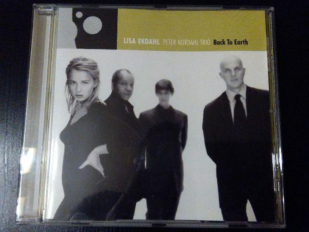 Lisa Ekdahl - Back to Earth CD (1998) - PORTES GRÁTIS