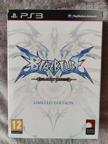 Blazblue Calamity Trigger - Limited Edition Ps3