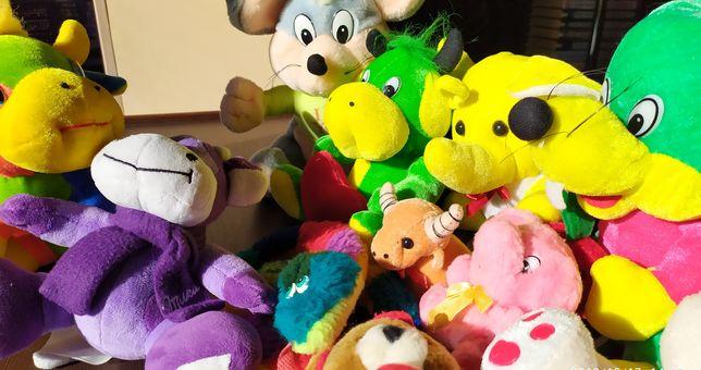 Все 12 шт за 150 грн, мягкие игрушки