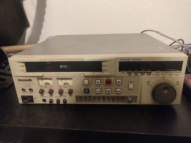 Gravador vídeo profissional Panasonic AG-8700 Avariado