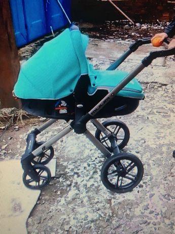 Продам всесезонную облегченную коляску Jane Matrix MUUM, 3 в 1