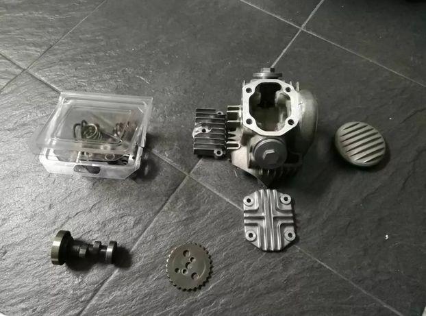 Cabeça de motor Honda Monkey Z50 Minitrail