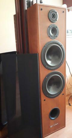 Kolumny głośnikowe Tonsil Fenix 100 wat pierwszy właściciel idealne.
