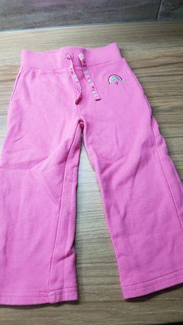 Rozm 80 spodnie dziewczęce