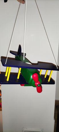 Lampa dziecięca samolot Philips
