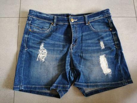 Krótkie spodnie Reserved rozmiar 38