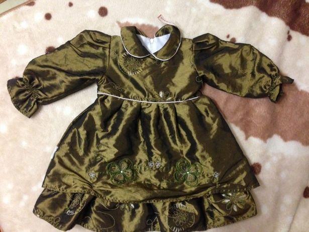 Нарядное красивое платье / платьице для принцессы