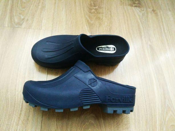 Обувь для дачи резиновие тапки резинові  Crocs нові Італія 35-36розмір