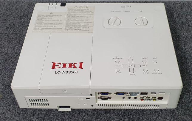 Projektor Eiki LC-WBS500!!! Torba/futerał wodoodporny w gratisie!!!