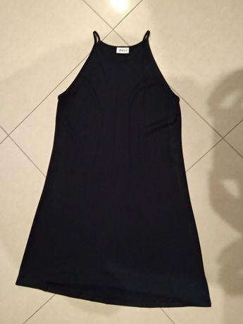 Sukienka czarna tzw.mała czarna firmy SINGLE