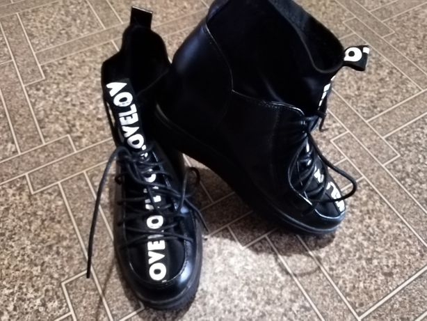 Ботинки демисезонные