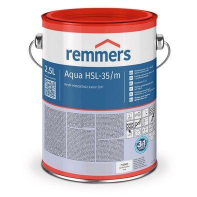 Remmers Aqua HK-Lasur AQUA HSL-35 5L 2,5 L