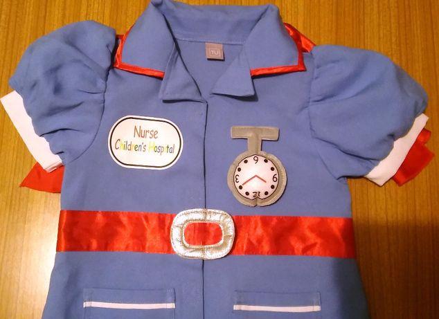 Sukienka karnawałowa firmy TUr: 98-110cm