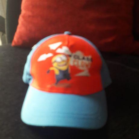 Chapéu de sol dos minions novo.